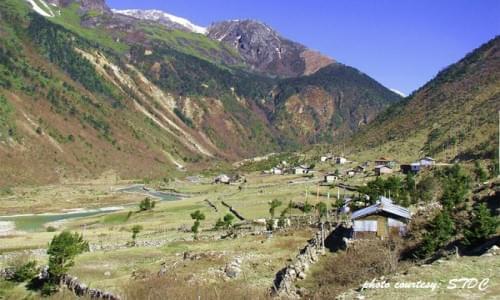 Thangu Valley