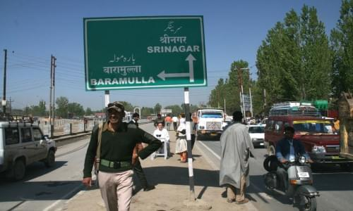 Local picture of srinagar