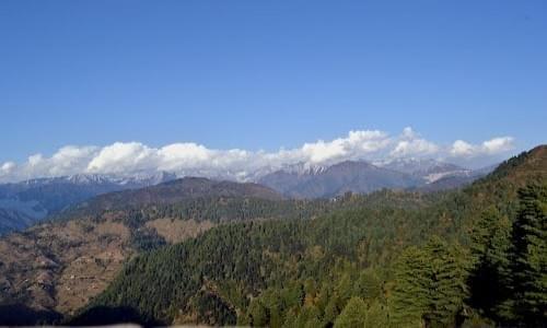 A view from dhera ki gali