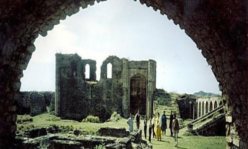 Dhanidhar fort