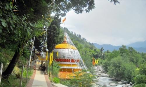 Gupt ganga temple Bhaderwah