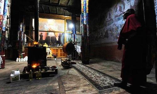 Chamba Monastery