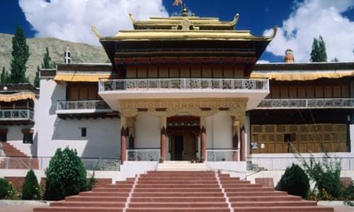 Samthanling Monastery
