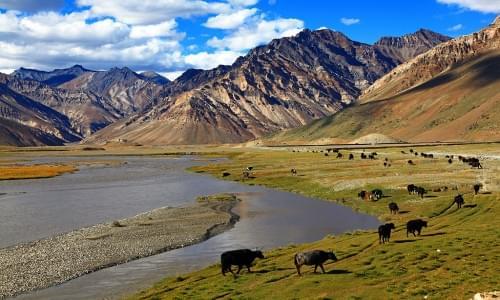 Zanaskar Valley India 17