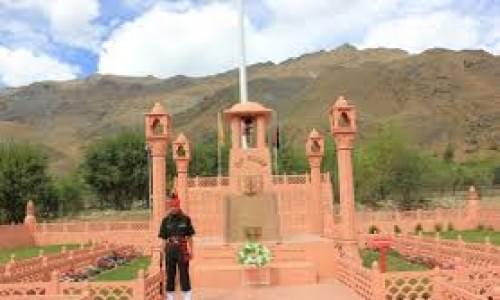 Drass war memorial