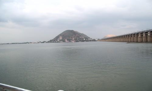 Krishna Barrage