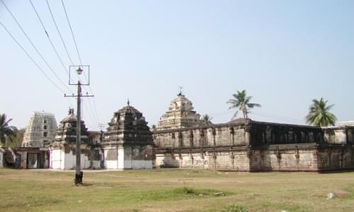 Draksharaman Temple