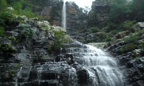Talakona waterfall