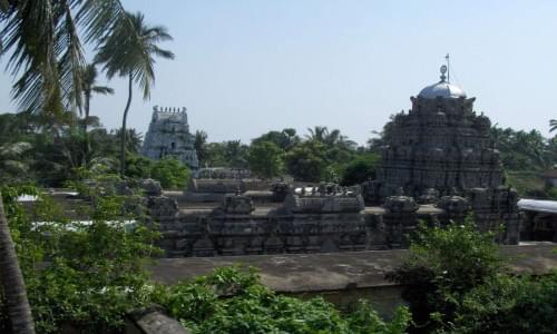 Sri Kurmandha Temple