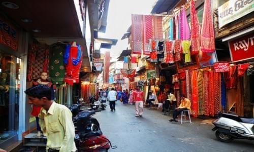 Local Market in Amritsar