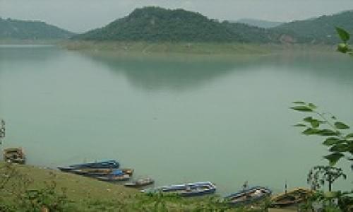 Gobind Sagar Lake