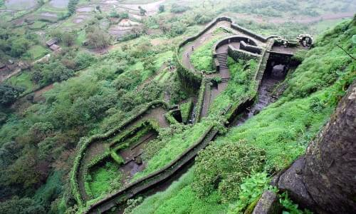 Lohagad fort