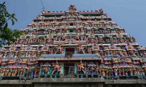 Tirunallurpperumanam Temple