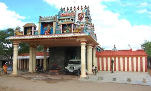 Thillai Kali Temple