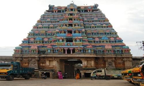 Ekambarerswarar Temple