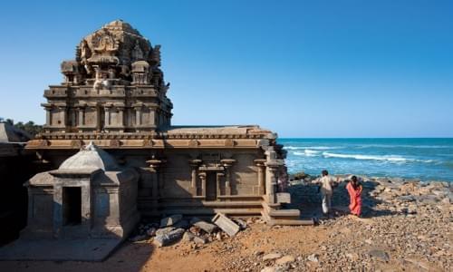 Tranqueber Masilamani Nathar Temple