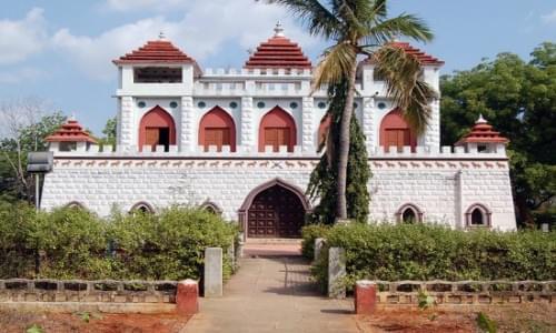 Kattabommah Memorial Fort