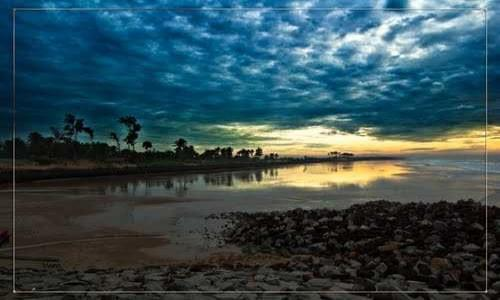Talsari Beach