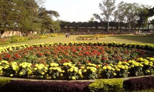 Durgapur Steel Plant Garden