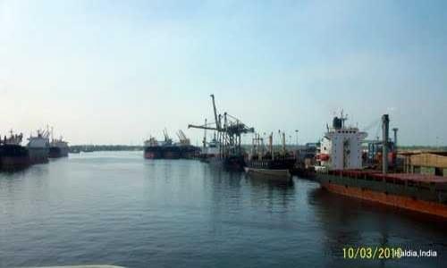 Haldia Dock and Port