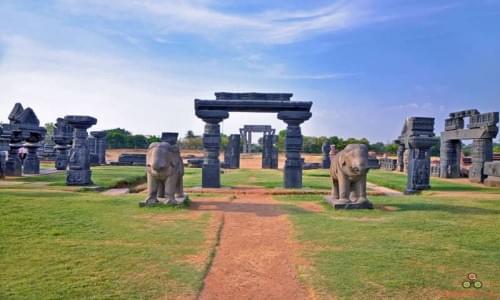 Warangal Temple
