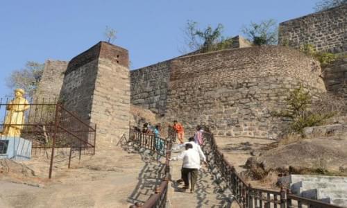 Khammam Fort