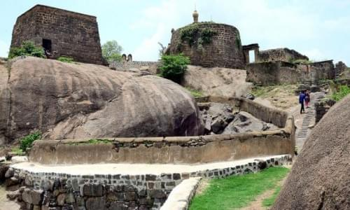 Elagandhal Fort