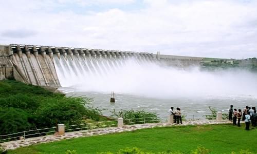 Nagarjune Sagar Dam
