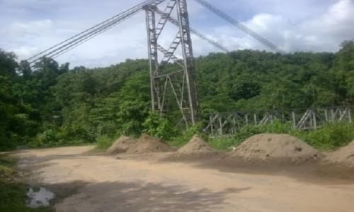 Lunglei Bridge of Rock