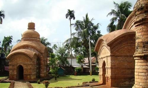 Gunabati Group Temple