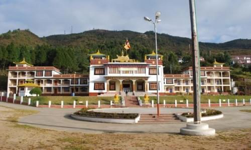 Bombila Monastery