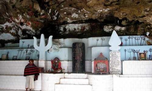 Meghana Cave Temple