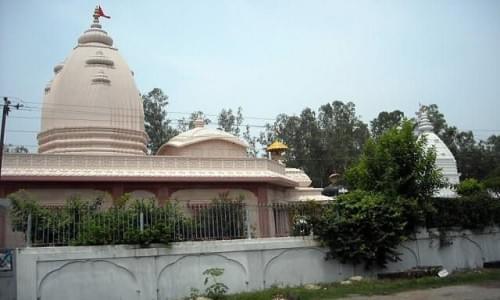 Sankat Mochan Hanuman Mandir