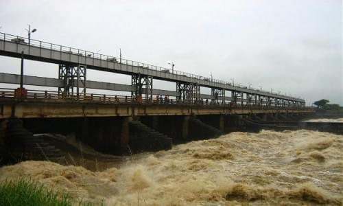 Tilpara Barrage