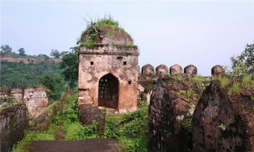 Birkitti Fort