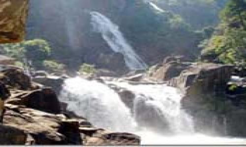 Stagawan Petro Waterfall