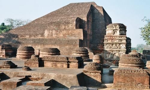 Stupa of Sarirputta
