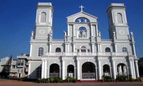 Milagres Church