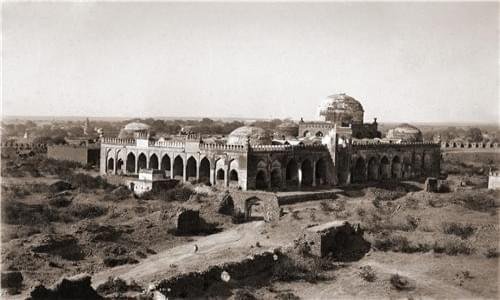 Fort Jami Masjid