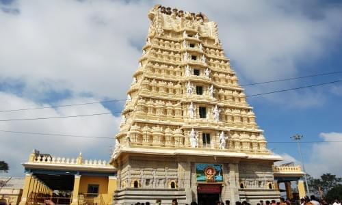 Chandaneshwari Temple