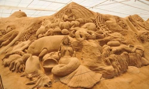 Mysore sand and Sculpture Museum