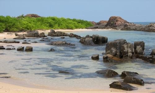 Mary's Island