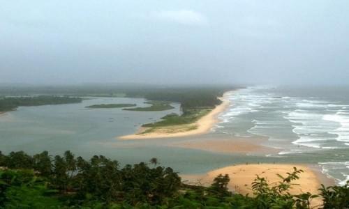 Uppinakudru Island