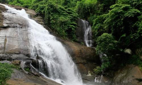 Thusharagiri Waterfalls