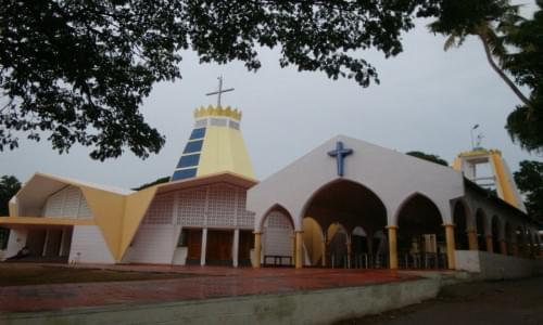 Pillichira Church