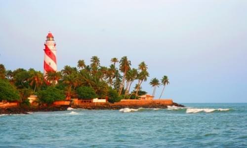 Thangassery Light House