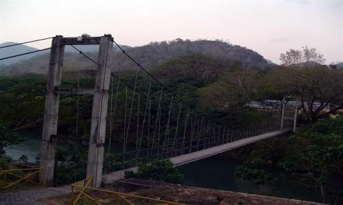 Hanging Bridve