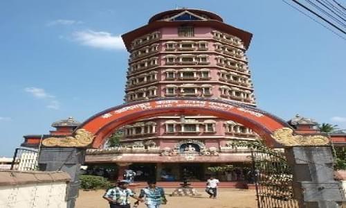 Kuzhipillykavu Temple
