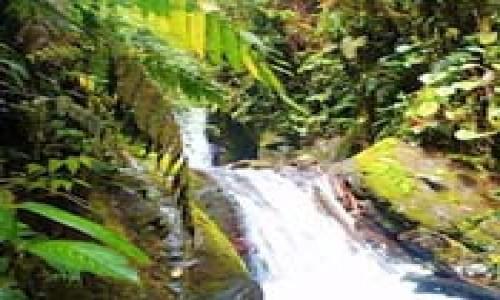 Wawade Waterfall