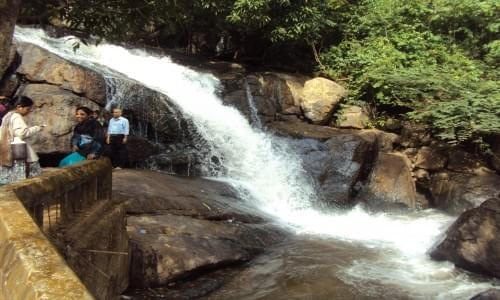 Chittakona Waterfall